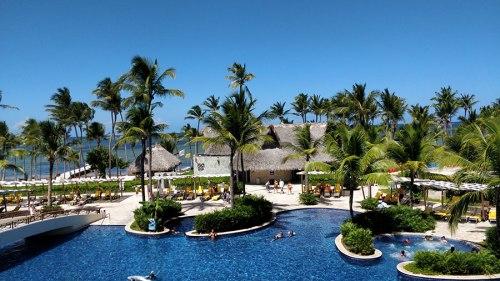 Bavaro Barcelo Resort in Punta Cana, D.R.