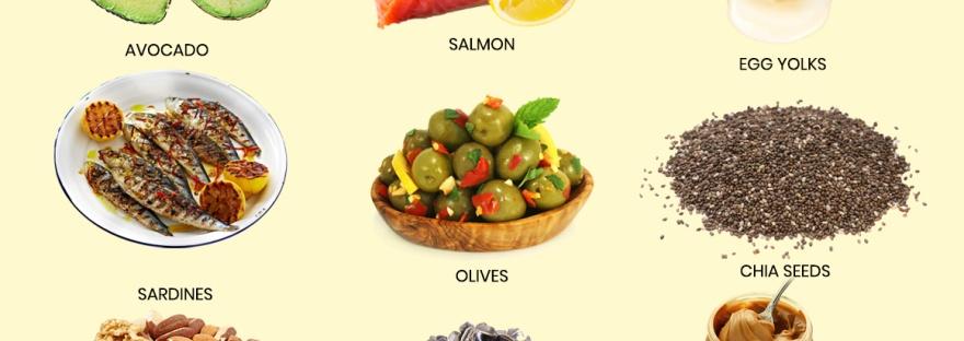 Top 9 Healthiest Fat Sources