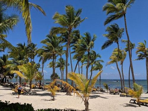 Bavaro Beach in Punta Cana, D.R.
